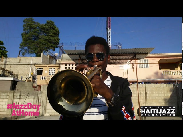 Amazan Audoine/Fondation Haiti Jazz: