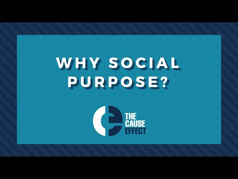 Why A Social Purpose Brand Strategy Should Be On Your Business Agenda