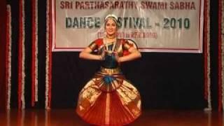 Janaki Rangarajan - Bharatanatyam