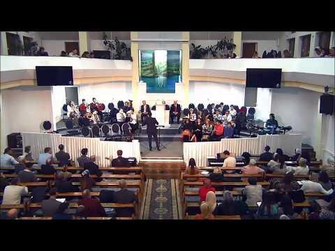 Fanfara Filadelfia Bucuresti - Crucea-i ascultarea si Evanghelia are putere