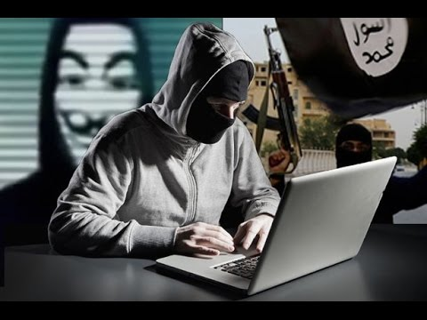 Computer Hackers: Reveal British Government Behind ISIS?