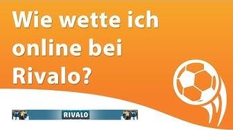 Wie wette ich online bei Rivalo? (Rivalo Sportwetten Erklärung)