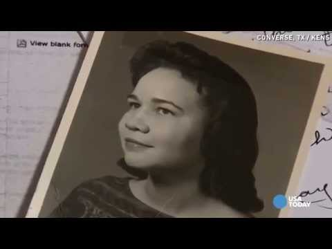 Woman discovers she's white after 70 years