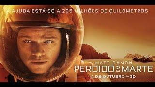 Perdido em Marte (The Martian, 2015) - Análise Completa HD