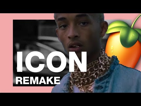 "remaking-the-beat-for-jaden-smith's-""icon""--fl-studio-12-tutorial"