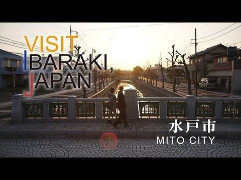 水戸市-MITO CITY- VISIT IBARAKI,JAPAN GUIDE