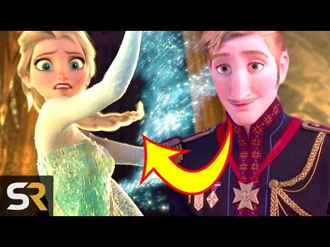 Frozen Theory: Where Did Elsas Powers Come From?