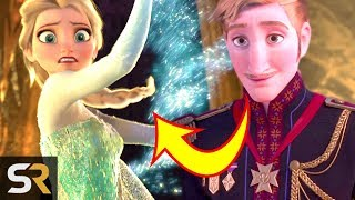 Frozen Theory: Where Did Elsa