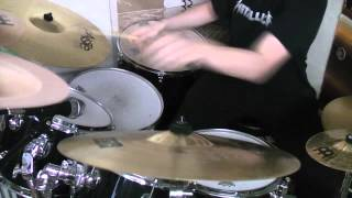 Megadeth - Bad Omen Drum Cover
