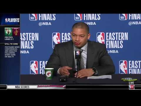 Coach Tyronn Lue | Eastern Conference Finals Game 3 Press Conference