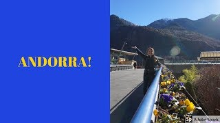 Solo Travel to Andorra!