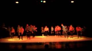 Valhalla - Ginco 2013 - Dança surpresa