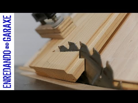 How to improve the jig I use to crosscut at 45 degrees