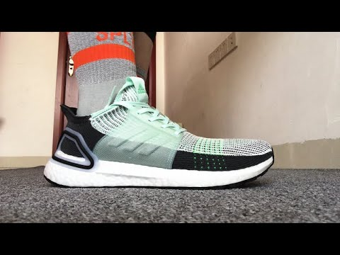 Real Boost Adidas Ultra Boost 5.0 Ice