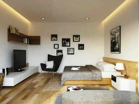 Living Room And Bedroom Combined You, Bedroom Living Room Design