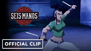 Netflix's Seis Manos - Official Fight Scene Clip