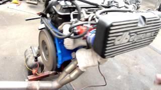 Opel CIH 2,5 8V Risse Einzeldrossel Sportrennmotor 220 PS