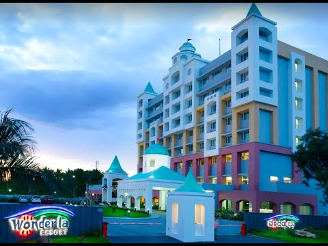 Wonderla Resort- Bangalore