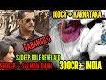 DABANGG 3 | SALMAN KHAN vs SUDEEP | ROLE REVEALED | 100CR + KARNATAKA CONFIRM | blockbuster