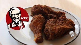 How To Make KFC's 'Original' Fried Chicken