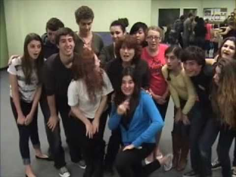 Laguna Playhouse Youth Theatre - Murder Mystery - Behind the Scenes
