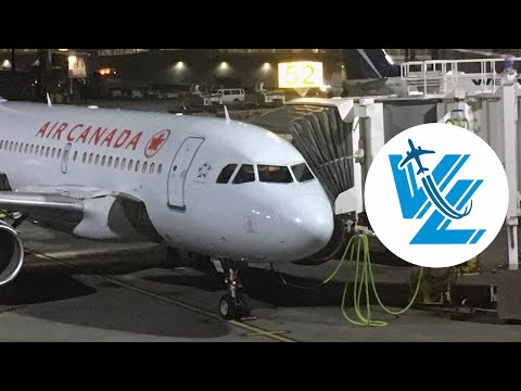 Air Canada A319 Preferred Seat Review