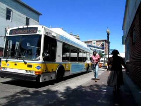 Massachusetts Bay Transportation Authority Transit System