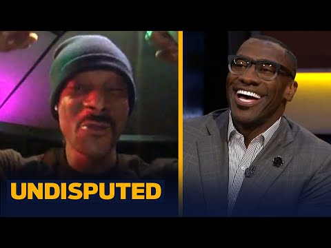 Snoop celebrates LeBron, Lakers NBA title win, talks Clippers & predicts 2 more titles | UNDISPUTED
