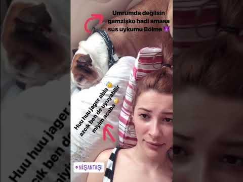 Gamze Çetinkaya Instagram Hikayesi
