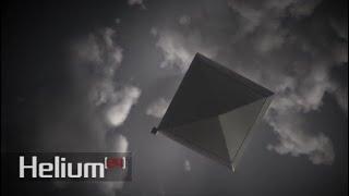 Famosas fotos de OVNI en forma de diamante están prohibidas para su liberación hasta el 2072
