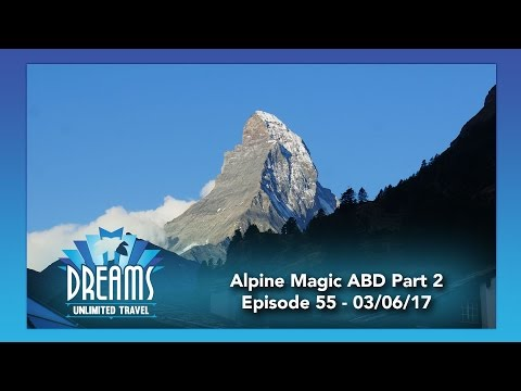 Italy and Switzerland (Alpine Magic) Adventures by Disney Part 2 | 03/06/17