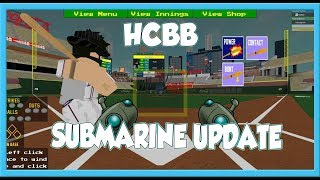 NEW INSANE SUBMARINE PITCHING UPDATE | HCBB (ROBLOX)