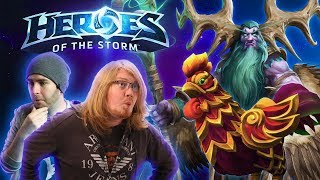 Heroes of the Storm - MALFURION CHICKEN