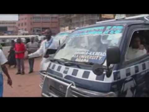 heart of kampala Taxi trailer Kasanga gaba by Ssekazinga