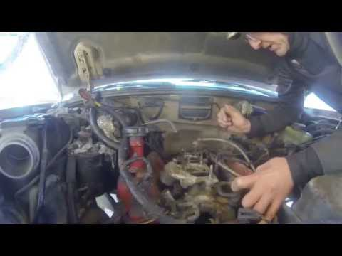94 Ford Ranger Reassembly, Thinking one step ahead