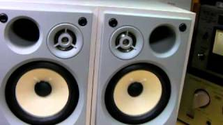 Pioneer S-C3-W-LR Speaker System (Bass I Love You)