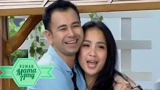 Abis Rangkul Cewek, Eh Raffi Peluk Gigi  - Rumah Mama Amy 16/1