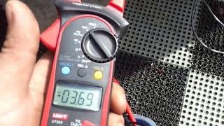Тест солнечной батареи на 195 Ватт в плохую погоду(, 2013-08-26T04:56:53.000Z)