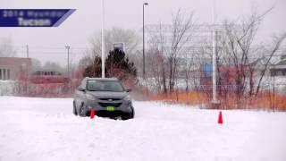 2014 Hyundai Tucson Snow Drive Make Tracks Winter Edition Morrie s 394 Hyundai