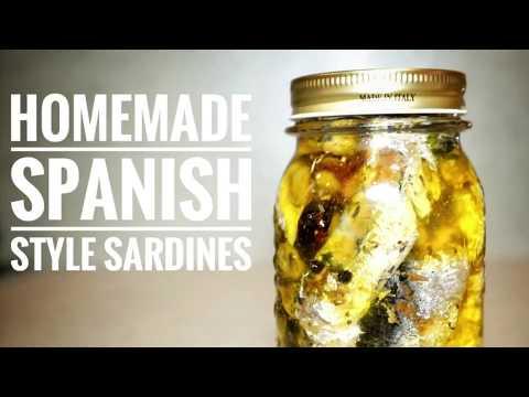 Spanish Style Sardines Recipe By Michelle's Kitchen