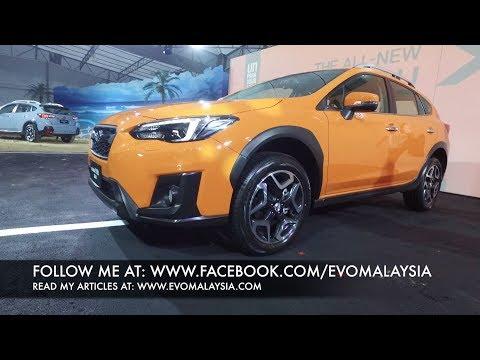 Evo Malaysia com | 2018 All New Subaru XV Full In Depth Review