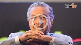 Mahathir: Asking to change a leader is not seditious