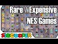 Ep. 1 - The Rarest & Most Expensive Nintendo NES Games | SicCooper