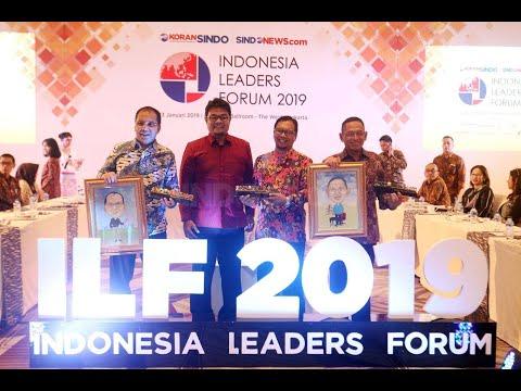 KORAN SINDO - SINDONEWS Sukses Gelar Indonesia Leader Forum 2019