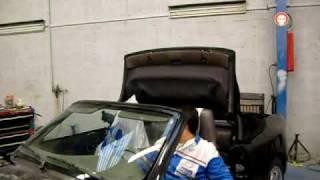 test ouverture capote électrique sur 944 s2 cabriolet