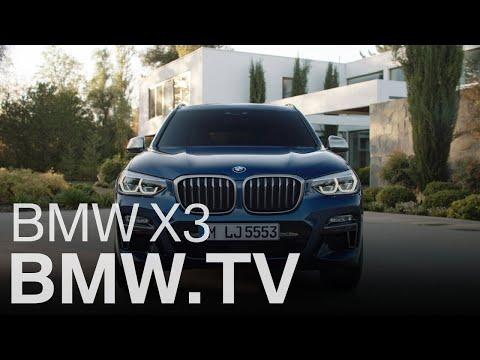 Bmw X3 Iii Im Test 2017 Ist Der Dritte X3 Wieder Vorne Dabei