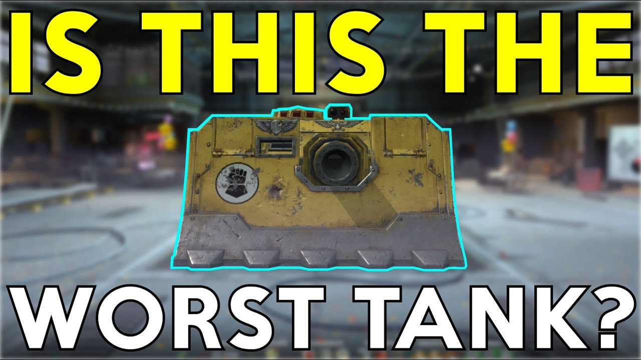 WOTB | IS THIS THE WORST TANK?