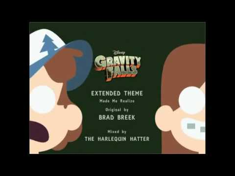 Gravity falls extended theme