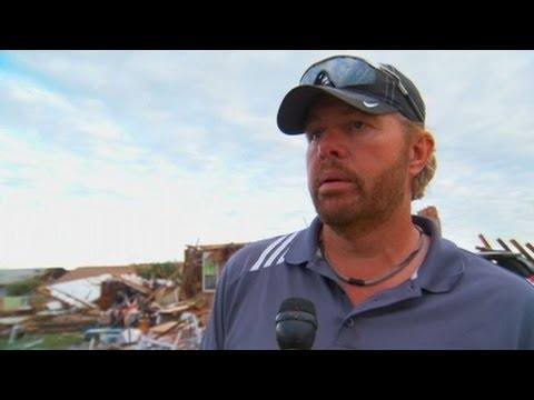 Tornado Hits Home for Toby Keith