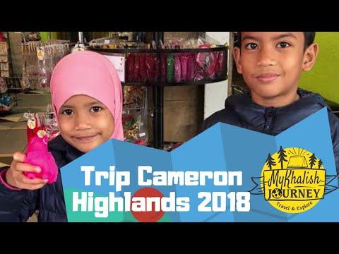Trip Cameron Highlands 2018